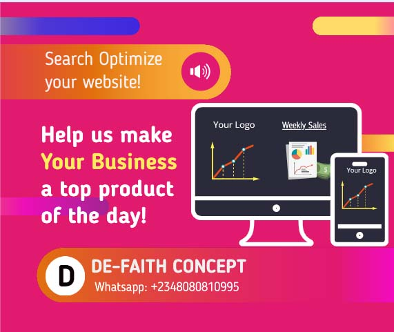 defaith advert