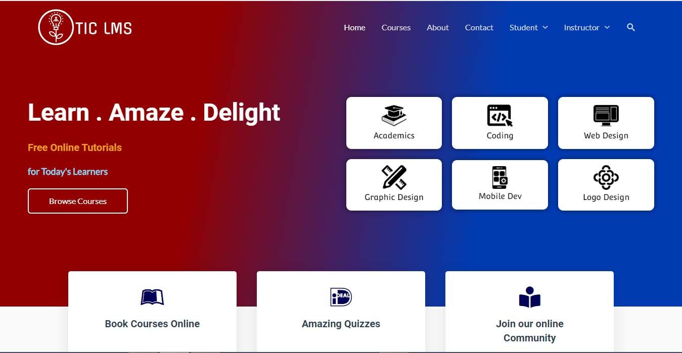 defaithconcept ticlms website